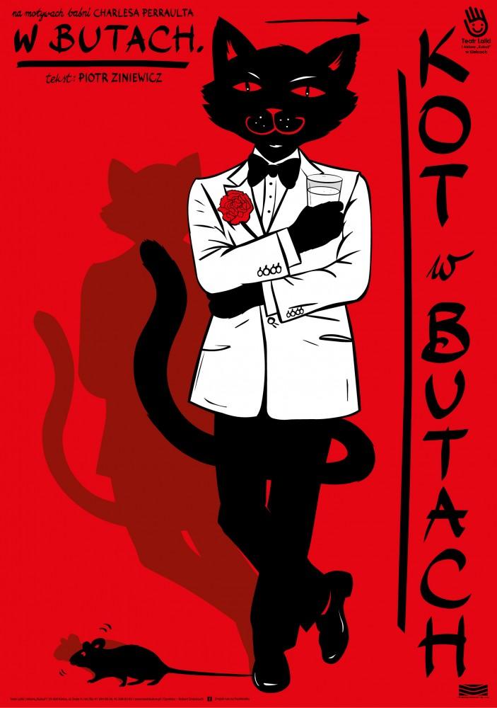 W Butach Kot W Butach Teatr Lalki I Aktora Kubuś